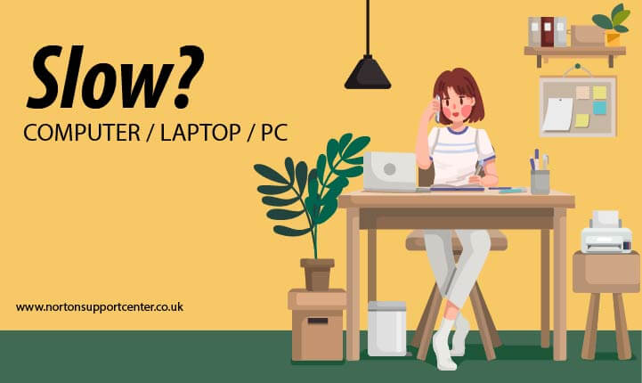 Why Does Norton Slow a Computer Down