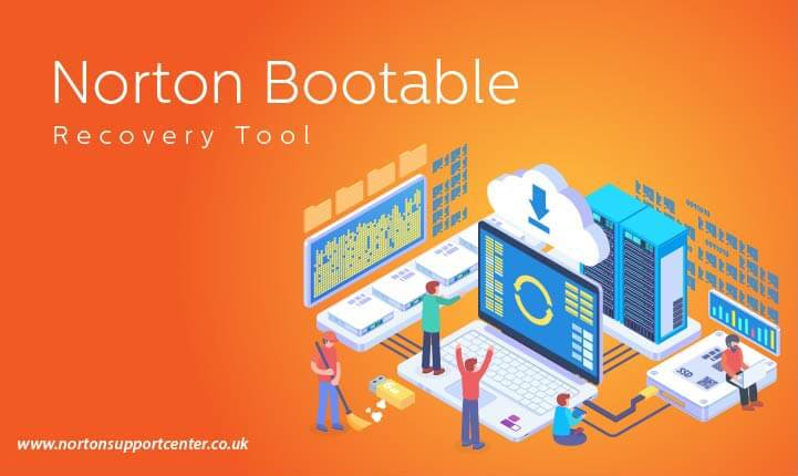 What is Norton Bootable Recovery Tool & its Usage