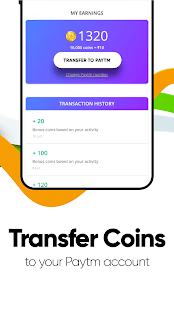 Roposo earn coins
