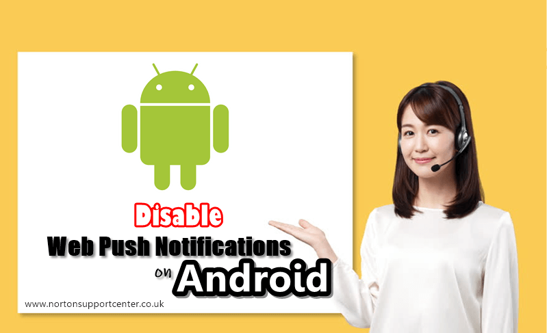 How to Disable Web Push Notifications on Android Mobile