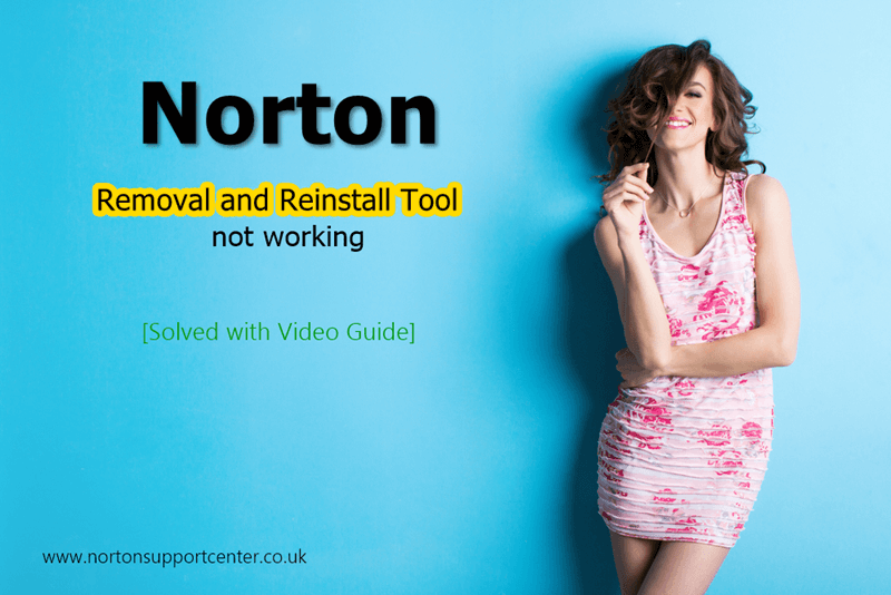 norton removal tool not working